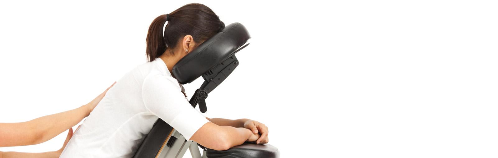 Massage assis en entreprise à Lyon (69)
